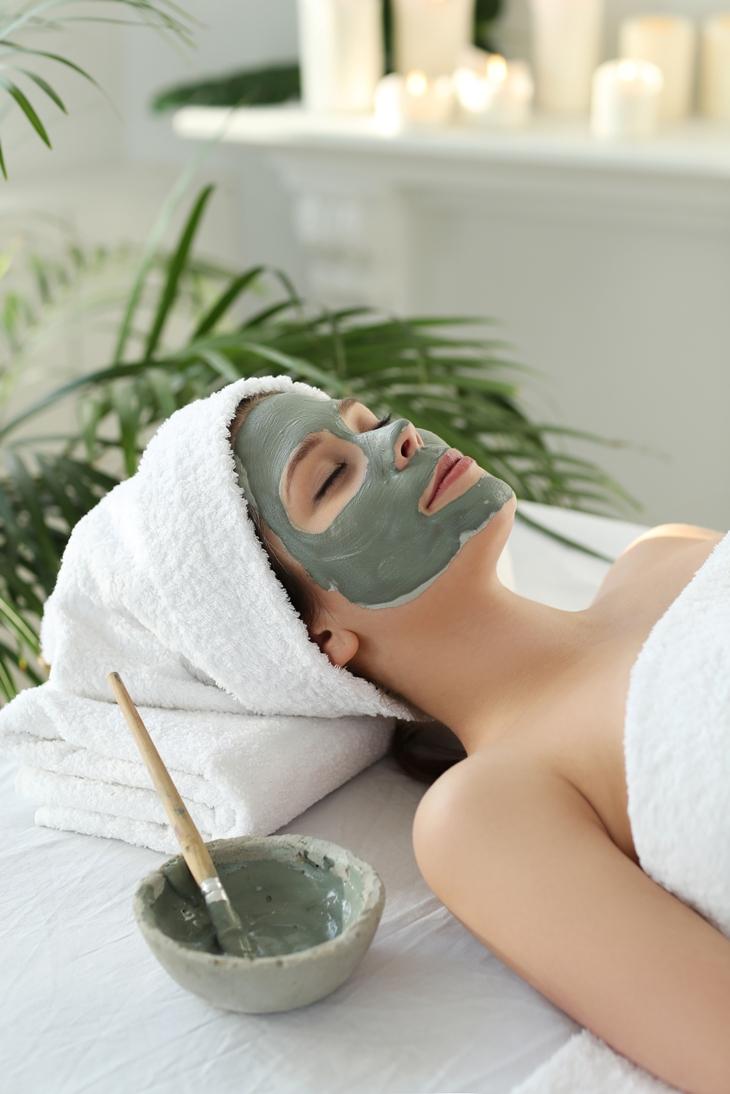 facial spa services available